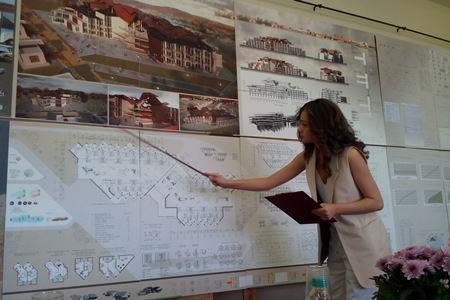 В ИАиД КГАСУ завершились защиты дипломных работ бакалавров по  В ИАиД КГАСУ завершились защиты дипломных работ бакалавров по профилю Проектирование зданий были представлены объекты