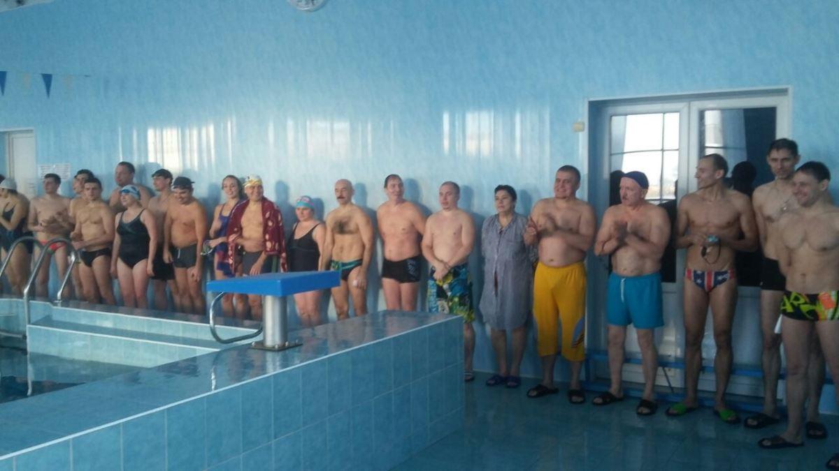КГАСУ прошли соревнования по плаванию среди преподавателей и  В КГАСУ прошли соревнования по плаванию среди преподавателей и сотрудников 1 место у команды ИС