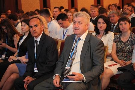 Ректор КГАСУ Р.К.Низамов 2 июля 2016 г. принял участие в конференции татарстанского отделения «Единой России»