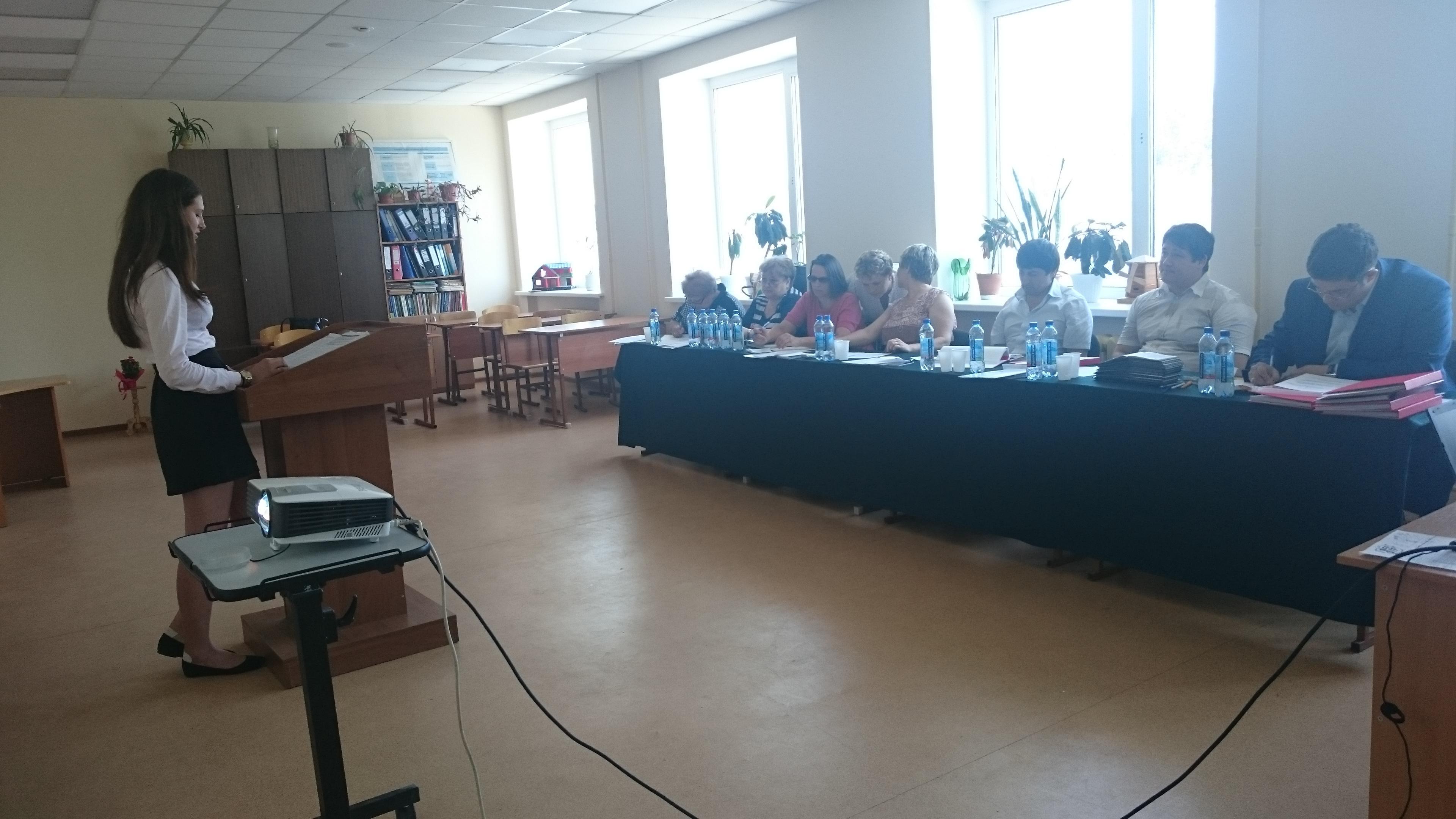 КГАСУ посетили защиту выпускных квалификационных работ в Казанском  Преподаватели КГАСУ посетили защиту выпускных квалификационных работ в Казанском строительном колледже