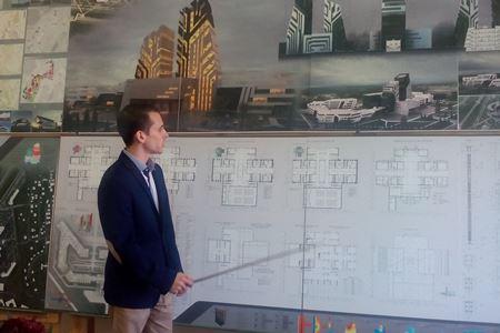Институте архитектуры и дизайна КГАСУ началась защита выпускных  В Институте архитектуры и дизайна КГАСУ началась защита выпускных квалификационных работ по профилю Проектирование зданий